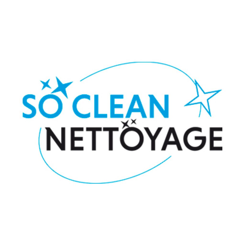 SO CLEAN NETTOYAGE logo