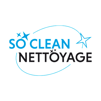 SO CLEAN NETTOYAGE logo