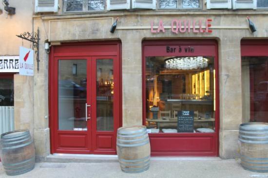 Soirée GAGE à La Quille, bar à vin Metz cathédrale